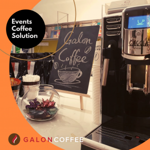 Galon Coffee Events Solution Singapore